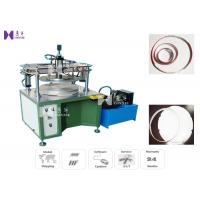Quality 8-12S / Pcs Cake Box Edge Forming Machine Dia 50-500 MM Curling 60HZ Three Phase for sale