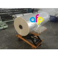 "Quality Soft Flexible Packaging Film 38 Dynes One Side Corona Treatment 3"" Core for sale"