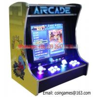 Buy With [520 In 1 Games ], Coin Pusher Small Mini Cute Video Arcade Cabinet Game Machine For Sale at wholesale prices