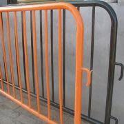 Buy cheap Temporary Pedestrian Barricade with 1.1m and 1.2m Height from wholesalers