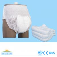 Quality Pulp Sleepy Adult Disposable Diapers , Economy Adult Diaper Pants Underwear for sale