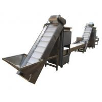 China Automatic Line Garlic Powder Making Machine 600kg/H With 160kg Weight for sale