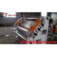 Quality Electric Single Facer Machine For Corrugated Carton Paper Board Production Line for sale