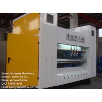 Buy cheap High speed NC Slitter scorer for corrugated cardboard, China manufacturer from wholesalers