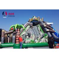 Quality Mountain Theme Inflatable Sport Equipment Summer Inflatable Amusement Park for sale