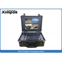 Buy 4 In One 17 inch COFDM Receiver 1080P HD Wireless Digital Monitor Receiver with LCD DVR at wholesale prices