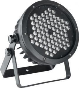 Quality 3W * 72PCS Aluminum Led Par Can Lights With Long Lifespan 6-10 Ten Thousand Hrs for sale