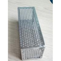 Buy cheap Stainless Steel Perforated Metal Screen Sheet Filters from wholesalers