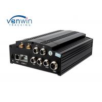 Buy cheap 4G 1080P HDD Mobile DVR GPS WIFI 3G with Quad Screen RS232 / 485 Interface from wholesalers
