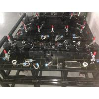 Quality Auto Parts Welding Jig Fixture , Welding Jig And Fixture CNC Machining Components for sale