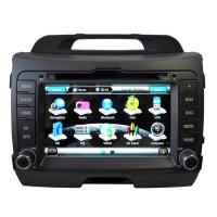 Quality 3G Steeling Wheel control KIA DVD Player With  RDS , A2DP Buletooth  For KIA Sportage R for sale