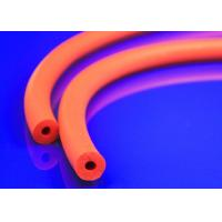 Quality Environmentally Friendly Coloured Foam Tubes Radiation Resistance LFGB Approval for sale