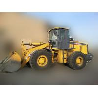 China 4 Wheel Drives LW500KL Wheel Loader Earthmoving Machinery Safe Driving Space on sale