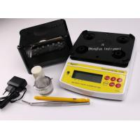 Quality 3000g Gold Quality Testing Machine / Precious Metal Tester For Purity Test for sale
