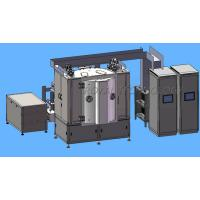 Quality Bronze Color Magnetron Sputtering Coating Machine , Metal Thin Film Arc Ion Plating Machine for sale