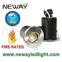 Quality 3W 5W 7W IP65 Waterproof and Fire Rated LED Downlight Kitchen Lighting for sale