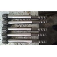 Quality High Precision Rock Drill Rod Rod R25 R28 R32 Thread With 610 - 6400mm Length for sale
