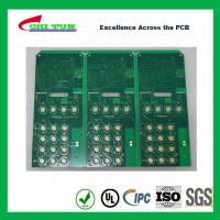 Buy Custom PCB Boards Multilayer Pcb Fabrication Aeronautics IMMERSION GOLD + HARD at wholesale prices