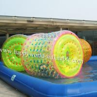 Quality inflatable water roller , inflatable roller , water roller ball for sale