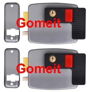 Quality 12VDC Low Noise Electric Rim Door Lock , Apartment Doors Automatic Door Lock for sale