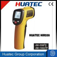 Quality Wavelength 8μm -14μm 550℃ Non Contact Laser Infrared Thermometer Handheld HIR 550 for sale