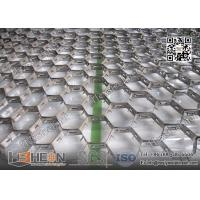 Buy cheap Hex-Mesh Refractory Lining AISI309 19mm height X 1.5mmTHK | China Hex Metal from wholesalers