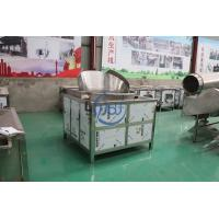 Quality SUS304 Automatic Food Processing Machines French Fries Electric Donut Fryer 380V for sale