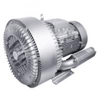 China 12.5 Kw 14.5 Kw Regenerative Vacuum Pump For Pneumatic Conveying Single Stage on sale