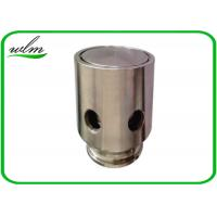 Quality Aseptic Tri Clamped Sanitary Pressure Relief Valve Rebreather / Air Filter for sale