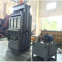 Quality More Cheaper Straw And Paper Baler Machine With Small Footprint 120KN for sale