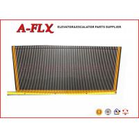 Quality Mitsubishi Escalator Spare Parts Moving Walk Aluminum Pallets for sale