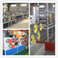 China PET Strapping Band Machine , PP Recycled Drawbench Production Line For Packing on sale