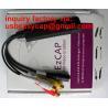 USB Video Grabber USB Ezcap DC60++ Mac easycap capture Vista Win7 Windows7 64bit for sale