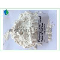 Quality Hormone Estrogen Steroid Ethinyl Estradiol Pharmaceutical Raw Materials CAS 57-63-6 for sale
