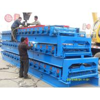 Quality automatic roof tile machine china for sale