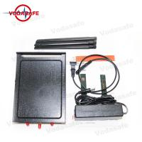 Buy cheap Wifi Full Band Mobile Phone Signal Jammer 2.4GHz 5.8GHz 30-50m Cover Radius from wholesalers