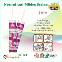 Quality Anti Mildew Sealing Waterproof Silicone Sealant , Non Corrosive Silicone Adhesive for sale
