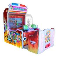 China 2 Players Commercial Video Game Machines 250W Coin Op Video Games on sale