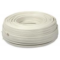 China RG59+2C Siamese Coaxial with 0.75MM² (0.39*7/ 0.2*24)CCA Power Wire Used for CCTV Camera Installation on sale