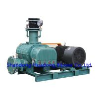 China Roots Type Vacuum Pump Roots Vacuum Blower Vacuum Suction Blower Pump on sale