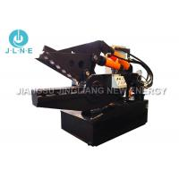 Buy Automatic Hydraulic Alligator Shear / Scrap Metal Cutting Machine High Efficiency at wholesale prices