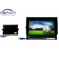 Quality 10.1inch Analog High Definition TFT Car Monitor System with 2 MP Resolution for sale