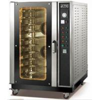 Quality Electric Convection Oven 10 Trays All S/S Body with Spray Function Convection Oven FMX-O228D for sale