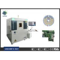 Quality Electronics SMT BGA X-Ray Inspection System 130KV CSP LED AX9100 , 1900kg for sale
