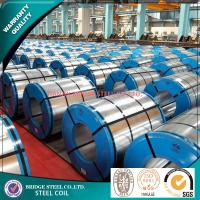Buy Q195 - Q235 Hot Dipped Galvanized Steel Coil Sgcc Zinc Coating ASTM A53 at wholesale prices