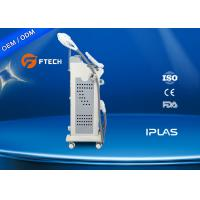 Quality 2 Handles IPL Hair Removal Machine For Pigment Removal Customized Style for sale
