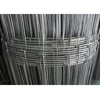 Quality Hinge Joint Cattle Wire Fence High Strength For Protecting Farmland for sale