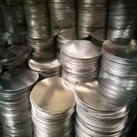 Quality Cookware Deep Drawing 1100 H12 Aluminum Circle Sheet for sale
