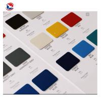Buy Toeasy Epoxy Polyester Metallic Powder Coating For Electrostatic Spray at wholesale prices