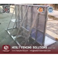 Quality China Aluminium Mojo Stage Barrier for sale